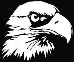 Bald Eagle Vinyl Decal Sticker Car Bumper Window Wall Symbol Of America Bird Art 4 29 Picclick