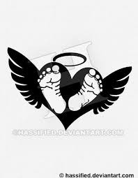 In Loving Memory Infant Loss Svg Sticker Decal Car Vozeli Com