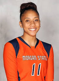 Janelle Wilson - Volleyball - Morgan State University Athletics