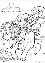 Dora De Verkenner 2 Kleurplaat 261251 Kleurplaat