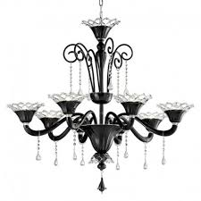 solenne murano glass chandelier