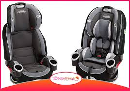 graco 4ever all in one car seat in 2020