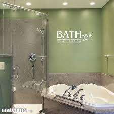 Wall Decals For Bathroom Bathroom Wall Art Stickers