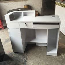 reception desks for nail hair and spa