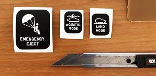 Stickers For The Unused Buttons On Your Car Malory Johnson