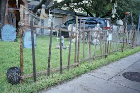 Easy Halloween Cemetery Fence 5 Steps With Pictures Instructables