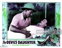 The Devil's Daughter, lobbycard, Ida James, 1939. News Photo - Getty Images