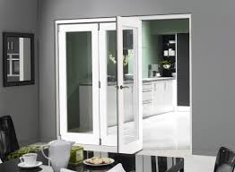 white internal bifold doors