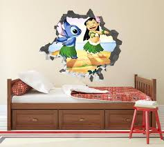 Stitch Lovers Lilo Stitch Wall Decal Sticker Available Facebook