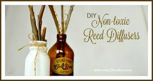 non toxic diy reed diffusers real food rn
