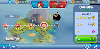 Angry Birds GO Mod Apk Data Version 2.9.1 Unlimited Money ...