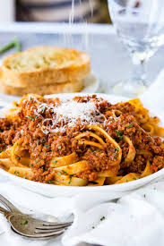 authentic italian bolognese sauce