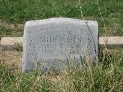 Callie Murphy Segars Sharp (1884-1968) - Find A Grave Memorial