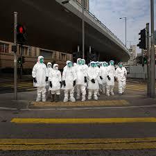 В мире появился новый смертельный коронавирус. Его уже назвали ...