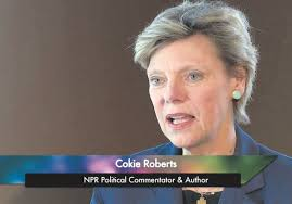 Busy journalist Cokie Roberts speaks Wednesday in Toledo | The Blade