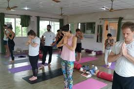 fusion yoga teacher course