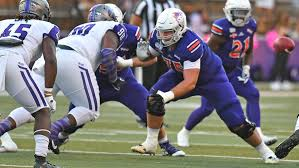 Dustin Burns - Demon Football - Northwestern State University Athletics