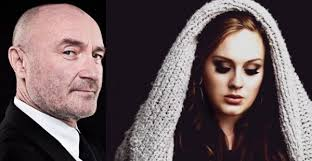 Phil Collins' initial post-retirement project will be with … Adele?    GenesisFan