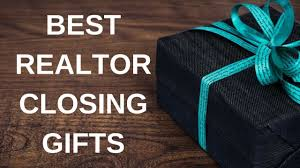 best realtor closing gifts you