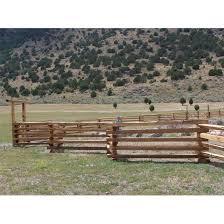 Split Rail Cedar Fencing