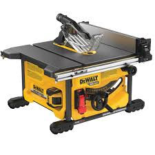 Flexvolt 60v Max 8 1 4 Cordless Table Saw Dcs7485t1 Dewalt