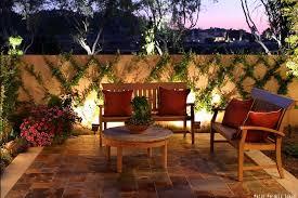 small patio ideas rustic garden