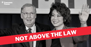 Stop Mitch McConnell & Elaine Chao's corruption