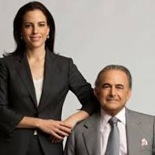 Adriana Cisneros and Gustavo Cisneros of Cisneros Group