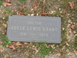 Adele Lewis Grant (1881-1969) - Find A Grave Memorial