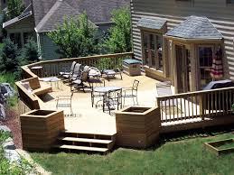 outdoor patio deck ideas faun design