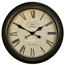 kitchen wall clocks round hanging 14 16