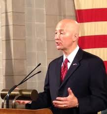 Governor Pete Ricketts provides updates on Floods and Trade | KGFW-AM