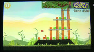 Classic Game Room - ANGRY BIRDS review - YouTube
