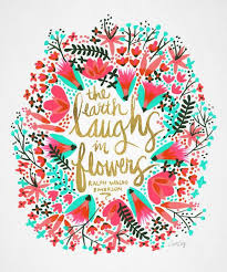 flower background shared by gaby cappa on we heart it