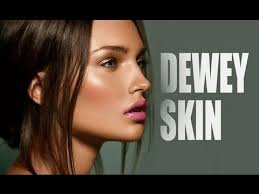 quick makeup tip dewy skin easy you