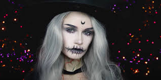20 witch makeup tutorials and ideas for