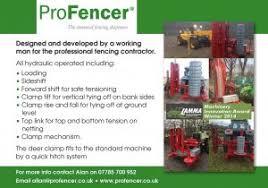 Left Handed Profencer Making A Huge Impact Fencing And Landscaping News