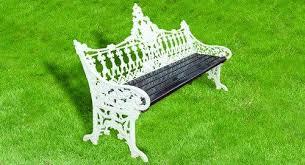 art deco outdoor furniture modern white