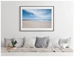 coastal wall art beach photography