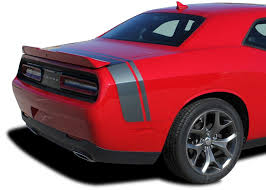 2015 Dodge Challenger Tail Band Stripe Scat Pack Qp Decal
