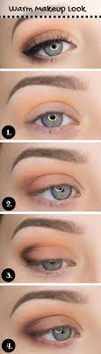 everyday makeup for blue eyes cat eye