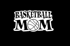 Basketball Mom Window Decal Sticker A3 Custom Sticker Shop