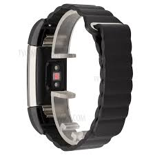 magnetic loop genuine leather watch