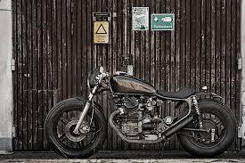 honda cx500 bobber motorcycle