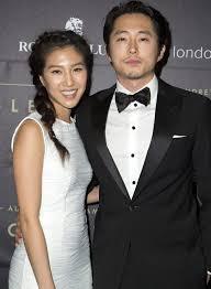 Steven Yeun and Wife Joana Pak Welcome Son | PEOPLE.com