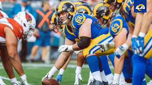 Austin Blythe glad to be back with Los Angeles Rams in 2020