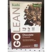 kashi cereal go lean chocolate crunch