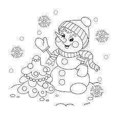 Kleurplaat Kerst Foto S Afbeeldingen En Stock Fotografie 123rf