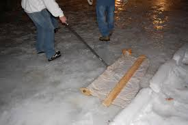 how to build the best backyard ice rink