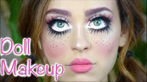 last minute doll makeup tutorial free